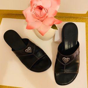 """Brighton  "" Sandals size ""7 """